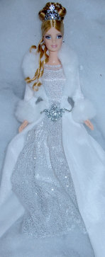 Holiday Visions Barbie Doll
