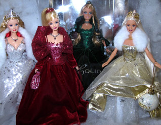 A Barbie Christmas