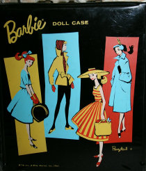 1961 Black Barbie Case
